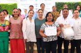 Realiza gira de trabajo la Titular de la Sedesoh en Tuxtepec