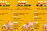 Invita Seculta a la Intervención Cultural para la Primera Infancia