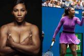 No merezco menos porque tengo pechos: Serena Williams