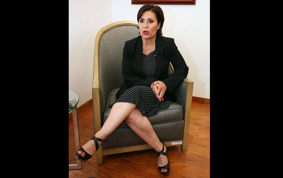 Rosario Robles envía carta a Gertz Manero: «justicia, no venganza»