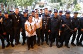Fortalece Gobierno de Oaxaca seguridad pública en Tlaxiaco