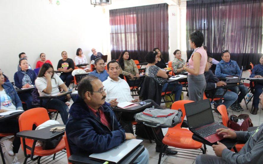 Comienza Capacitación Docente para asesores del SEA y técnicos docentes del Cobao