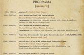 Homenaje a Concepción Arenal en la Universidad del Mar (Huatulco, México)