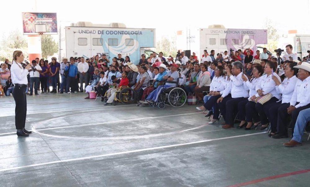 Trabajamos con y por amor a Oaxaca: Ivette Morán de Murat