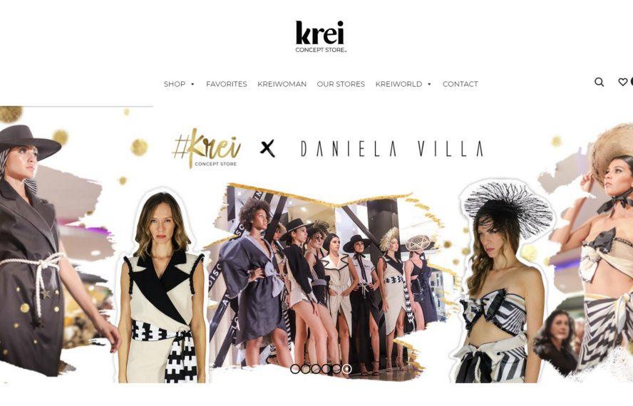 Krei Concept Store: moda y talento mexicano de alta gama