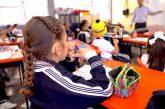 Felicita IEEPO iniciativa de escuela primaria con aula inclusiva para alumnos con discapacidad auditiva