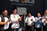 Gobierno de Oaxaca pone en operación la Planta de Manufactura Textil de Magdalena Jaltepec