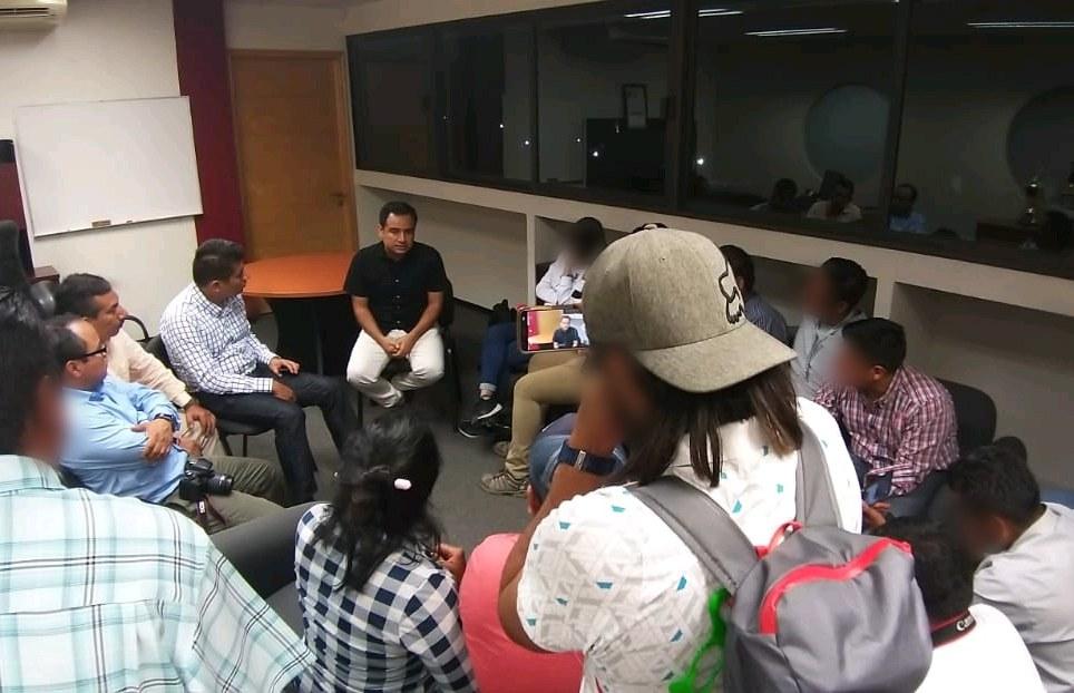 Se aplicará la Ley contra agresores a periodistas; no permitiremos que se coarte el derecho a la libre expresión en Oaxaca: Fiscalía