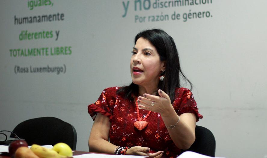 Tolerancia cero ante la violencia contra las mujeres: SMO