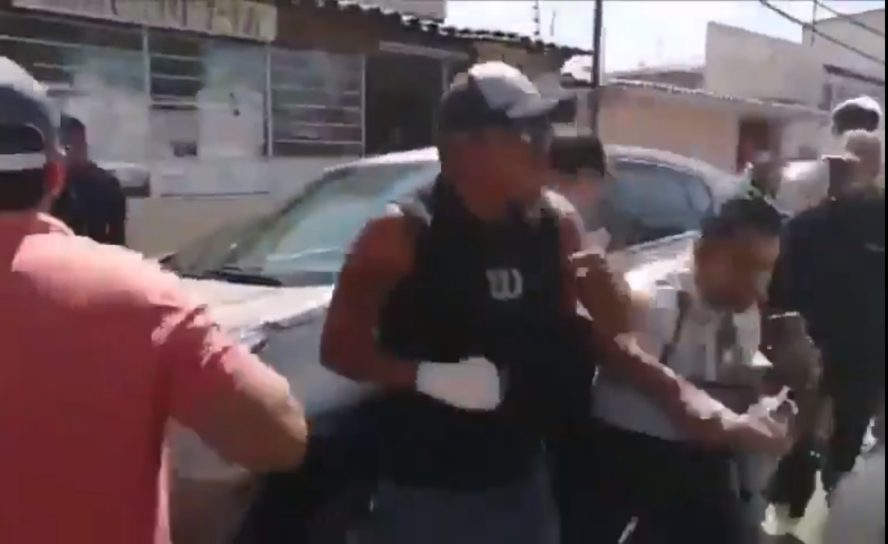 Detiene SSPO a agresores de periodistas de Oaxaca, continuarán su proceso ante la Fiscalía