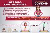 Llama Ayuntamiento de Oaxaca de Juárez a respetar Jornada Nacional de Sana Distancia