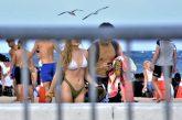 'Spring breakers' dan positivo a coronavirus tras viaje a playa mexicana