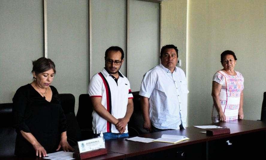 Vigila Congreso de Oaxaca derechos de trabajadores ante Emergencia Sanitaria