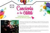 Recibirán hogares oaxaqueños a Leo Arvizu en un Concierto a tu casa
