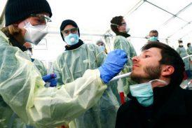 Científicos alemanes establecen el momento en que el paciente ya no es contagioso