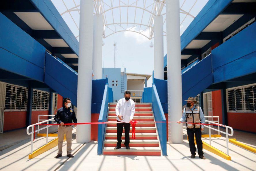 La Facultad de Idiomas UABJO amplía su infraestructura