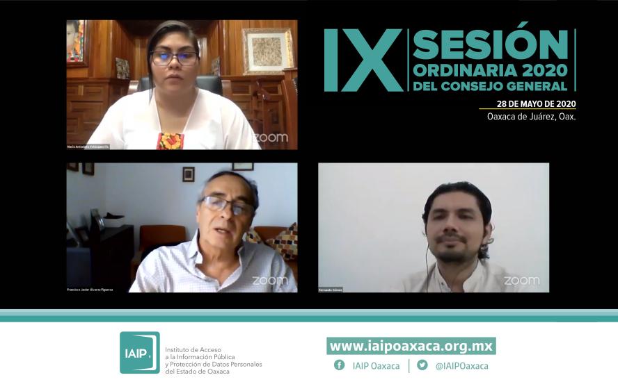 Resuelve IAIPO recursos de revisión y emite recomendación a ayuntamiento de Santa Lucía del Camino