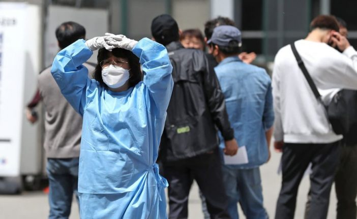 COVID-19 suma 5.8 millones de contagios en todo el planeta