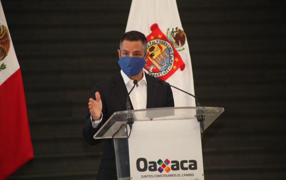Murat advierte que estamos en semáforo rojo y pide especialmente a zonas urbanas, compromiso con las medidas de prevención