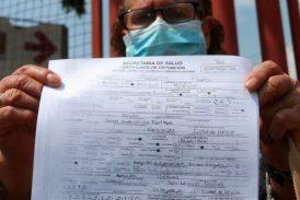 Investigan a médicos por falsear datos de muertos por COVID-19 en CDMX
