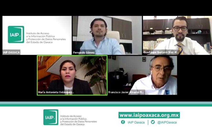 IAIPO resuelve recursos de revisión de acceso a la información y protección de datos personales