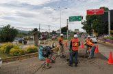 Rehabilita Gobierno de Xoxocotlán vialidades primarias