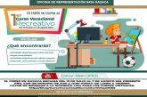 Invita IMSS Oaxaca a inscribirse al primer curso vacacional recreativo virtual