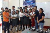 La UNPA promueve la robótica en el sureste del país
