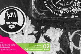 Dialogarán sobre el arte urbano y la gráfica en la Casa de la Cultura Oaxaqueña