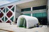 Declaran cuarentena en hospital de Juchitán por contagios de covid-19