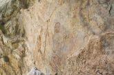 Descubren pinturas rupestres en Oaxaca tras el sismo del pasado 23 de junio