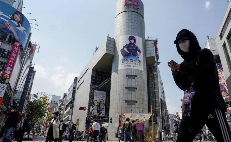 Alerta máxima en Tokio por nuevos casos de covid-19