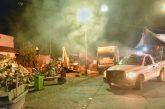Emprenden Ayuntamiento de Oaxaca y SSO acciones contra el dengue en el Mercado de Abasto