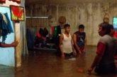 Activa Protección Civil protocolos por inundación pluvial en Tututepec