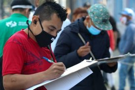 INEGI informa que desempleo en México sube 5.5% en junio