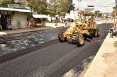 Inicia Ayuntamiento de Oaxaca reencarpetamiento vial en el perímetro del Parque del Amor