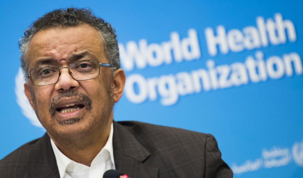 OMS anuncia red global COVAX de 156 países para compartir vacuna contra coronavirus