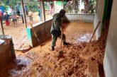 Declara Gobierno Federal emergencia en 20 municipios de Oaxaca por lluvias