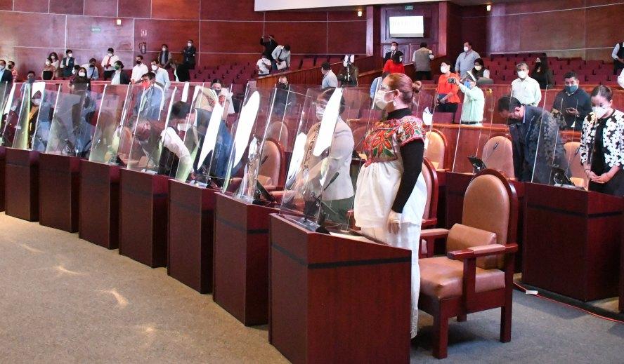 Pide Legislatura a autoridades garantizar que ejidos y comunidades no queden sin representación legal