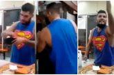 #LordPizza amenaza con matar a empleados por no venderle una pizza