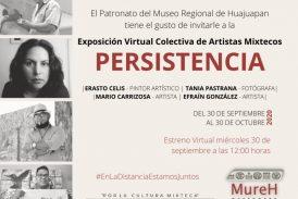 """Invita Seculta a la Exposición Virtual Colectiva de Artistas Mixtecos """"Persistencia"""""""