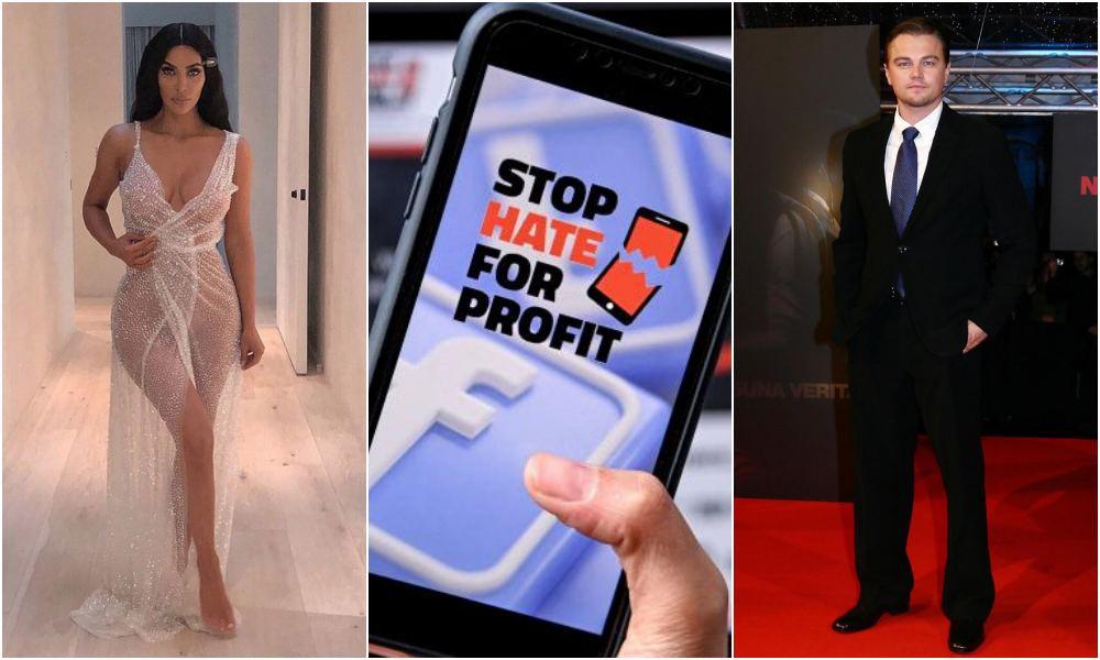 Famosos se unen al #StopHateforProfit, boicot contra Facebook