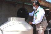 Recomienda IMSS Oaxaca limpiar cisternas y tinacos para evitar enfermedades estomacales
