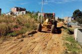 Atiende Alejandro López Jarquín vialidades de agencias y colonias para la movilidad de familias xoxeñas
