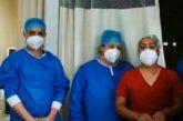 Familiares de paciente Covid patean y golpean a enfermera
