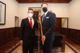 Visita del Embajador de Estados Unidos refuerza inversiones y crecimiento de Oaxaca; Murat