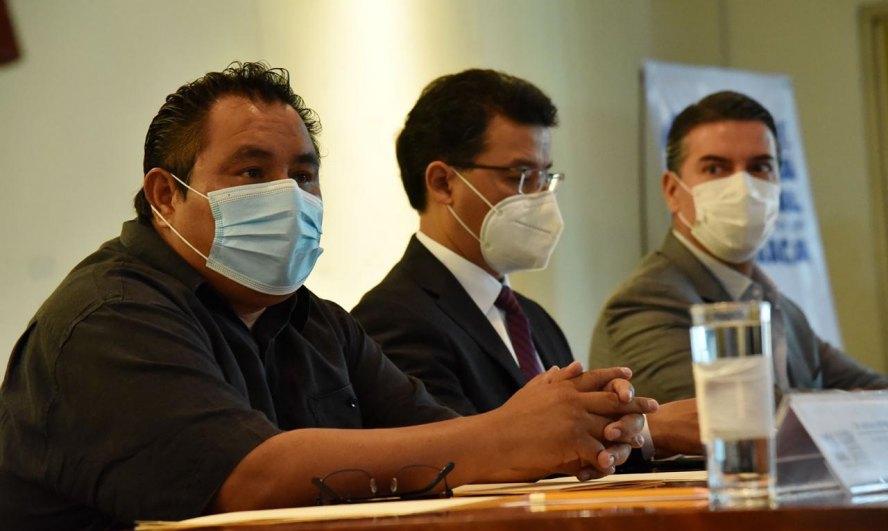 Demanda Congreso a Fiscalía de Oaxaca redoblar esfuerzo y entregar resultados a demandas de justicia