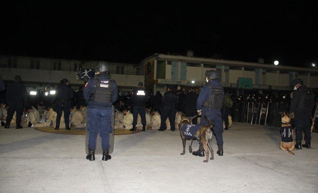 Activa DDHPO protocolo de actuación por traslado de personas privadas de su libertad de Cereso de Ixcotel a otros Centros
