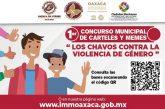 """Participa en el Concurso Municipal de Memes y Cartel """"Los chavos contra la violencia de género"""""""