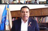Ante Sistemas Estatales, la UABJO presentó acciones emprendidas para erradicar la violencia contra mujeres